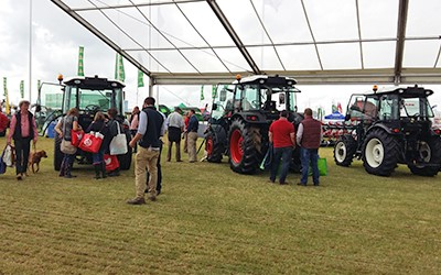 What a Show! Cereals Event 2016